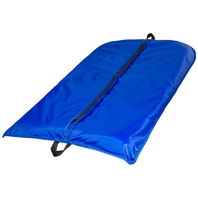 Taška Garment na zip - královsky modrá