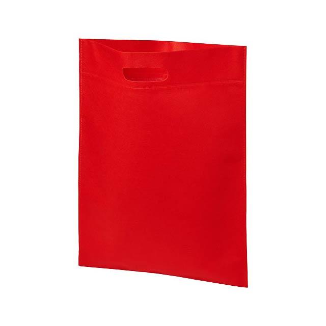 Freedom NonWoven große Tragetasche - Transparente Rot