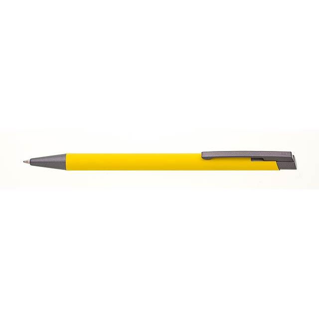 Propiska kov ARMI - žlutá