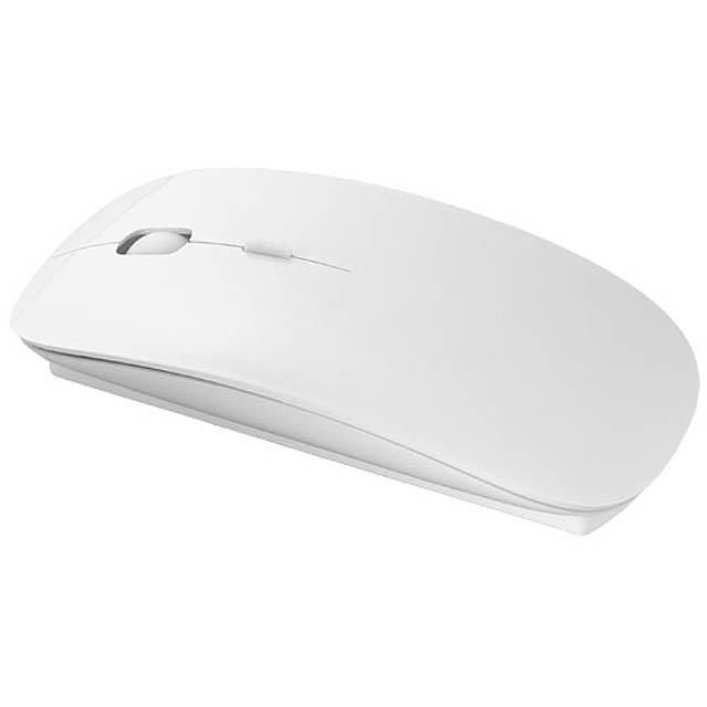 Bezdrátová myš Menlo - bílá