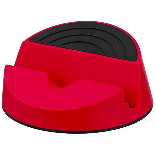 Mediální stojánek Orso - červená