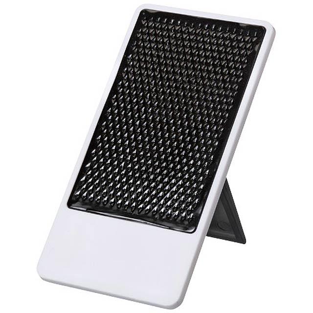 Sklápěcí držák telefonu Flip - černá
