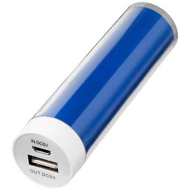 Powerbanka Dash 2200 mAh - královsky modrá
