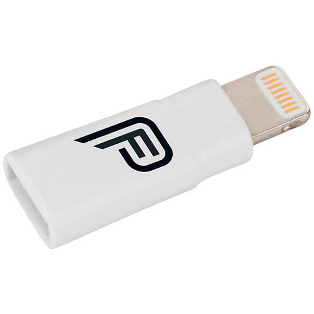 MFI Lightning™  Adaptor - white