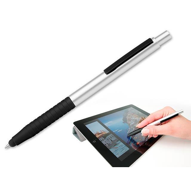 EMILIA - plastové kuličkové pero s funkcí