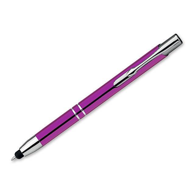 OLEG TOUCH kovové kuličkové pero s funkcí