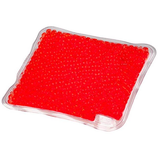 Gelový balíček Bliss pro opakované použití - červená