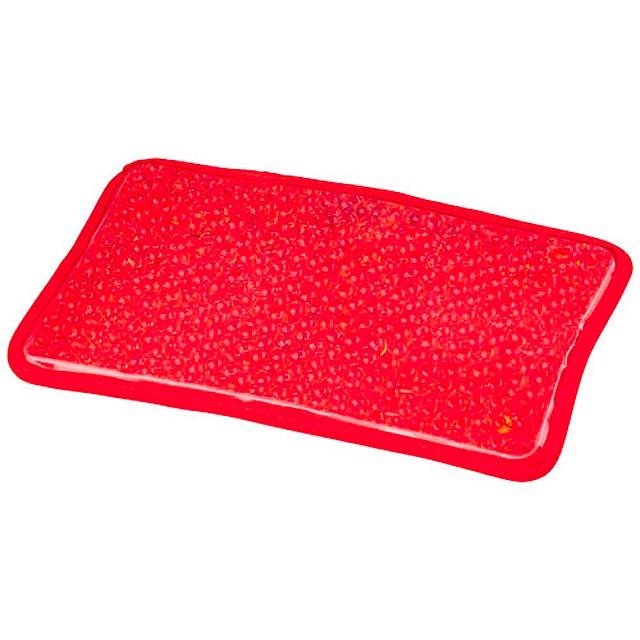 Gelový balíček Jiggs pro opakované použití - červená
