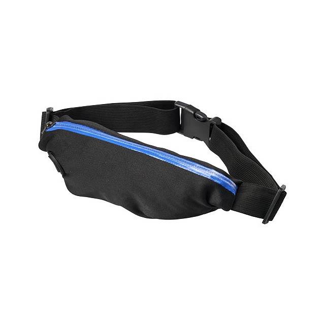 Flexibilní sportovní ledvinka Nicolas - modrá