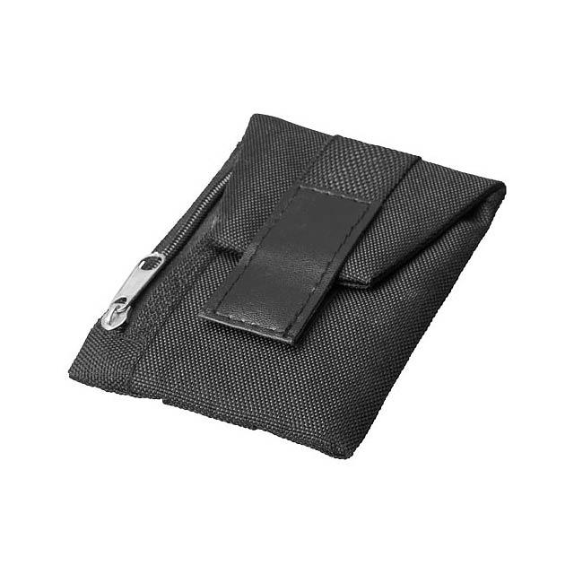 Kapsovitá peněženka Keeper - černá