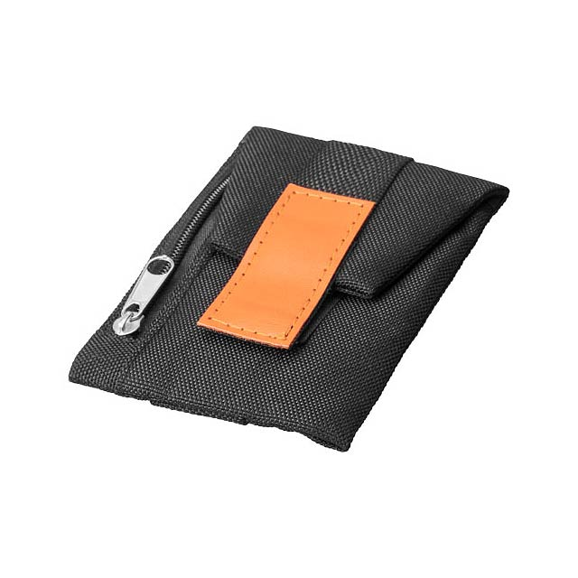 Kapsovitá peněženka Keeper - oranžová