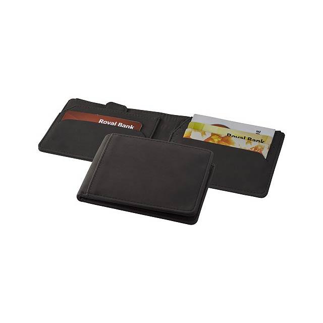 Adventurer RFID peněženka - černá