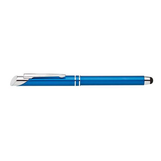 PREMIO RP kovový roller - modrá