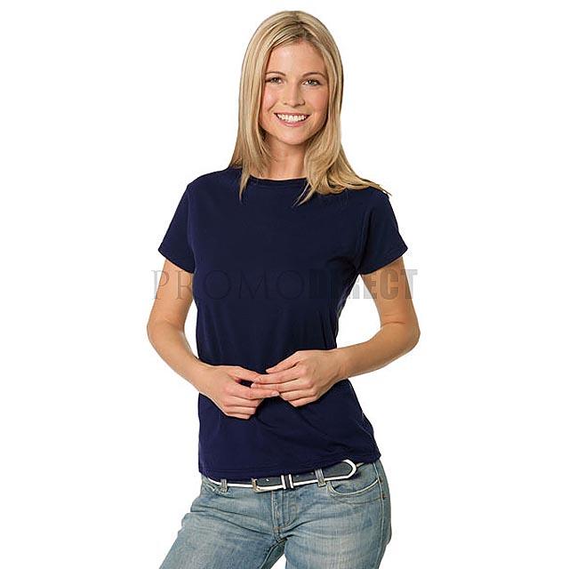 Gildan - Dámské tričko - bílá