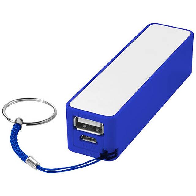 Powerbanka Jive 2 000 mAh - královsky modrá