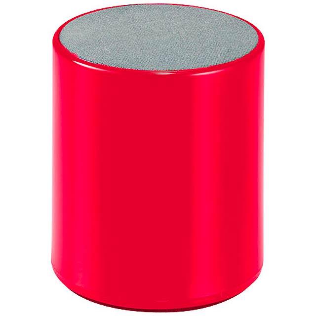 Ditty reproduktor Bluetooth® - červená