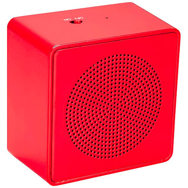 Reproduktor Whammo Bluetooth® - červená