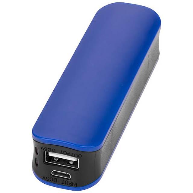 Powerbanka 2000mAh Edge - královsky modrá