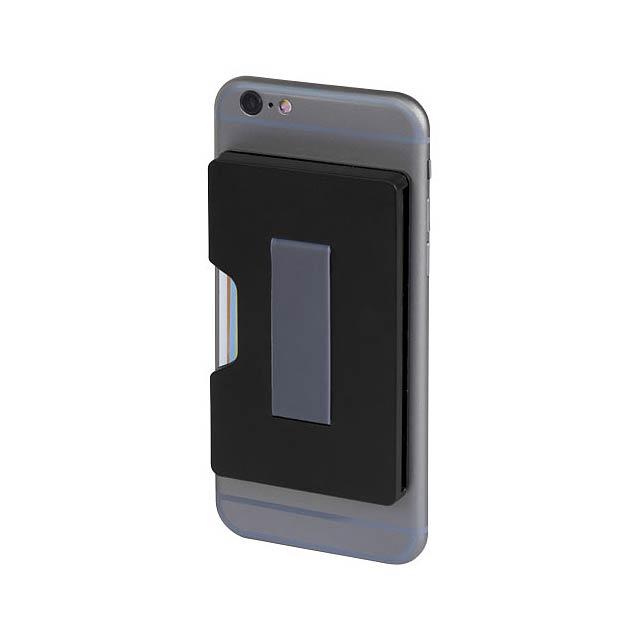 Shield RFID pouzdro na karty - černá