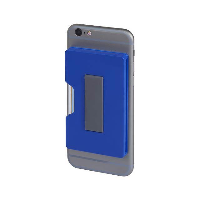 Shield RFID pouzdro na karty - modrá