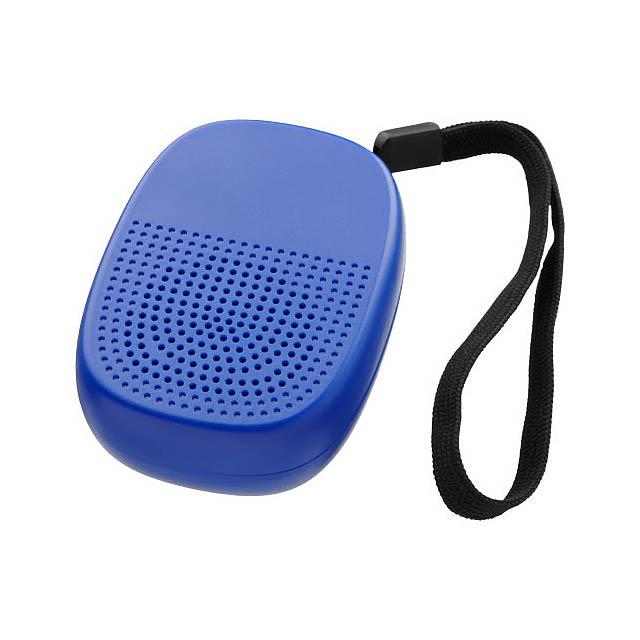 Reproduktor Bright BeBop Bluetooth® - modrá