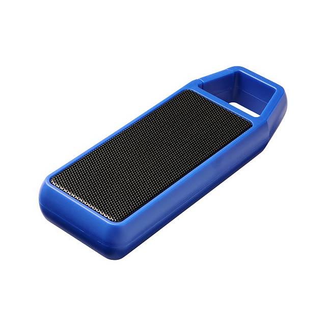 Bluetooth® reproduktor Clip-Clap - modrá