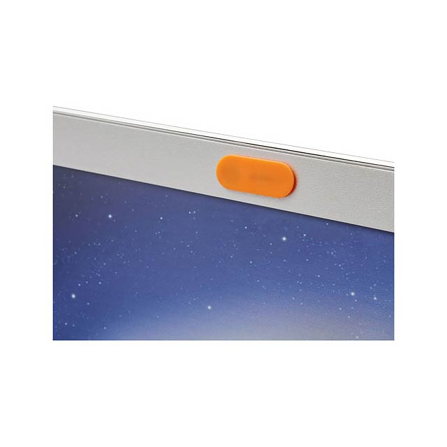 Blokáda na webkameru Hide - oranžová
