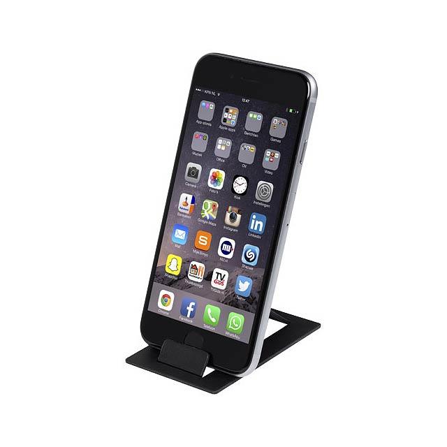 Hold skládací stojánek na telefon - černá