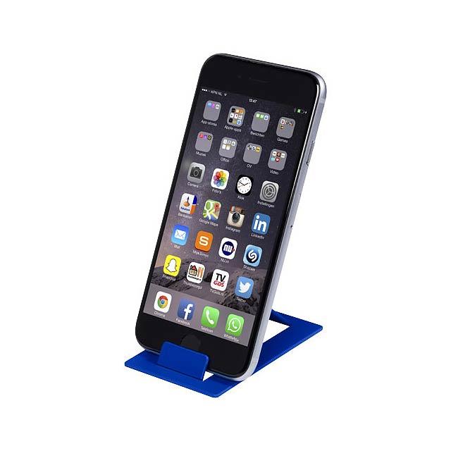 Hold skládací stojánek na telefon - modrá