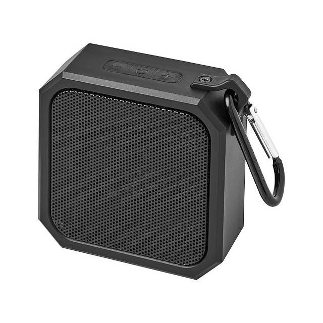 Venkovní Bluetooth® reproduktor Blackwater - černá