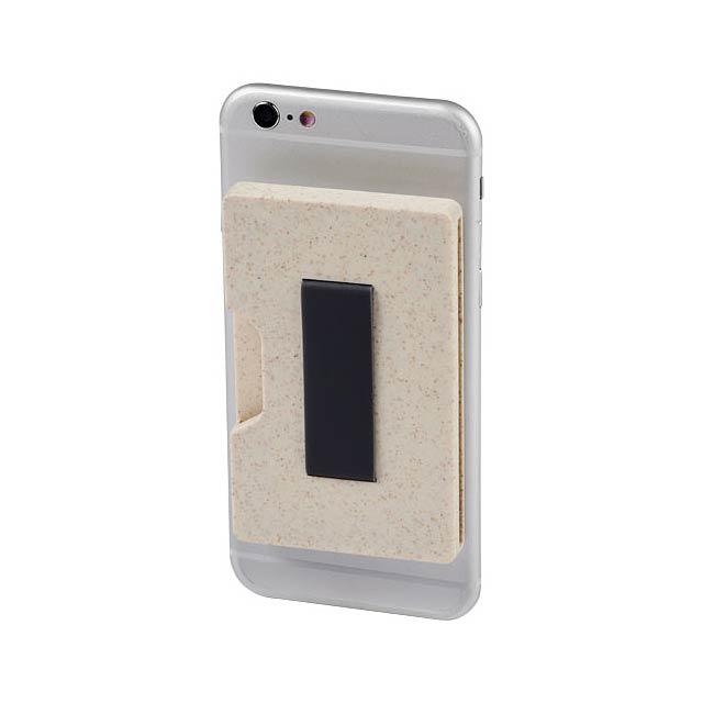Grass RFID pouzdra na více karet - béžová