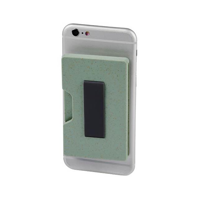 Grass RFID pouzdra na více karet - zelená