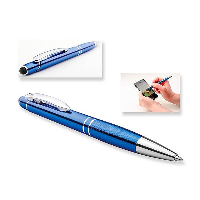 MARIETA TOUCH - kovové kuličkové pero s funkcí