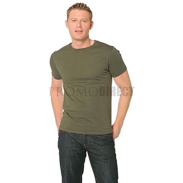 Mantis - Pánské tričko - bílá