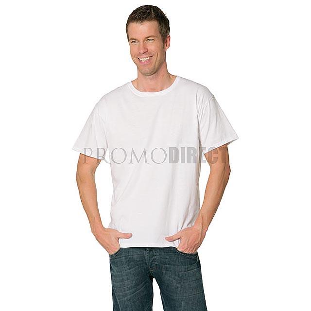 Gildan - Pánské tričko - bílá