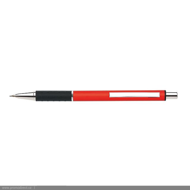 BIANA kovová mikrotužka - červená
