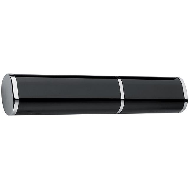 Edler kovové kuličkové pero - černá