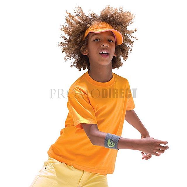Russell Europe - Dětské tričko - bílá