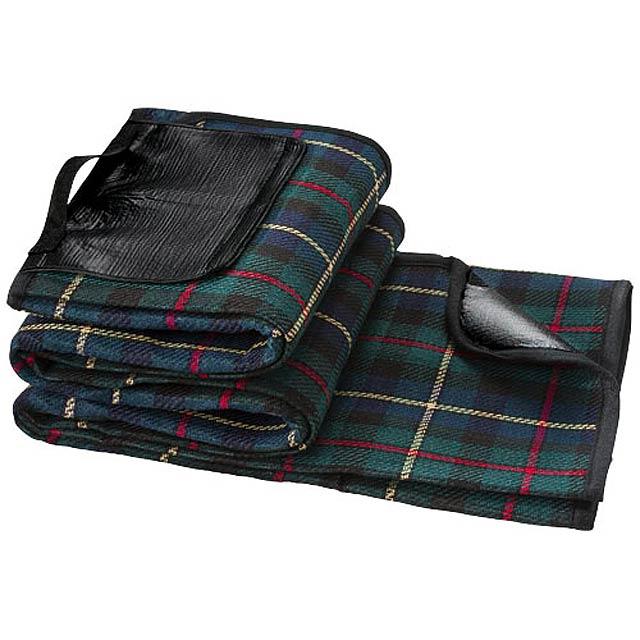 picnic blanket - green