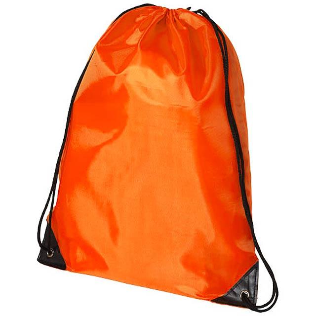 Vysoce kvalitní batůžek Oriole - oranžová