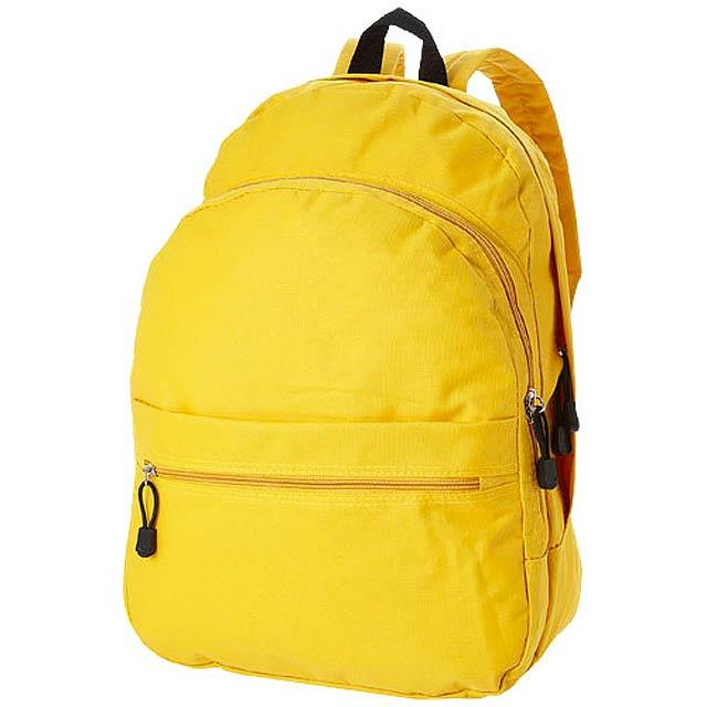 Batoh Trend - žlutá