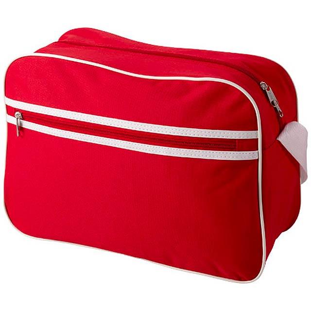 Taška přes rameno Sacramento - červená