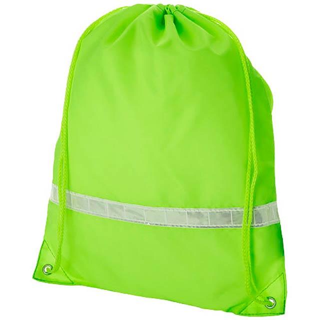Reflexní batoh Premium - žlutá