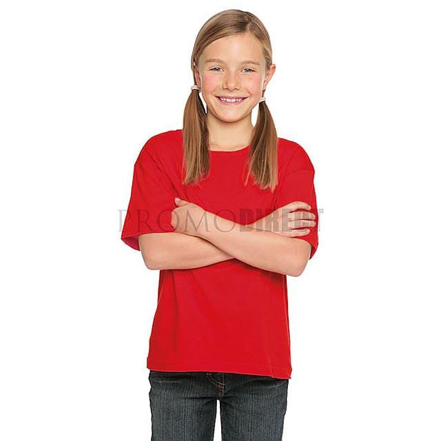 Gildan - Dětské tričko - bílá