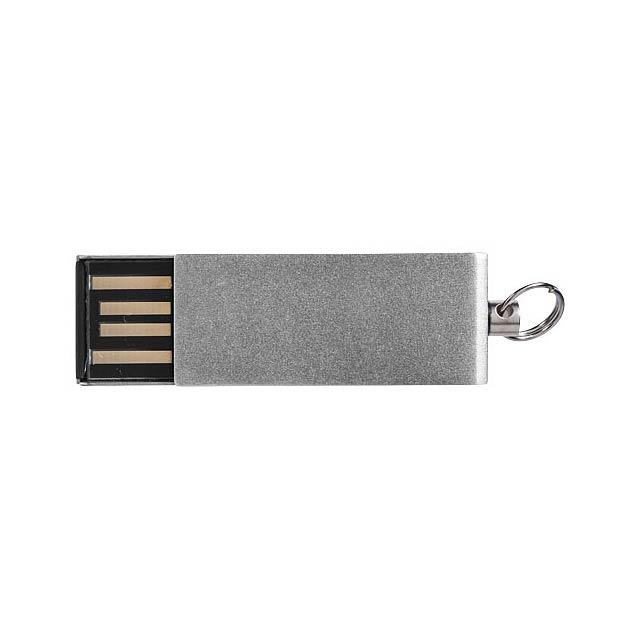 Mini Rotate USB - stříbrná