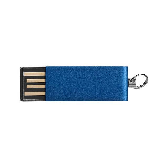 Mini Rotate USB - modrá