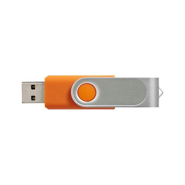 Rotační Doming USB - oranžová