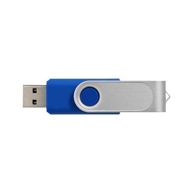 Rotační Doming USB - modrá
