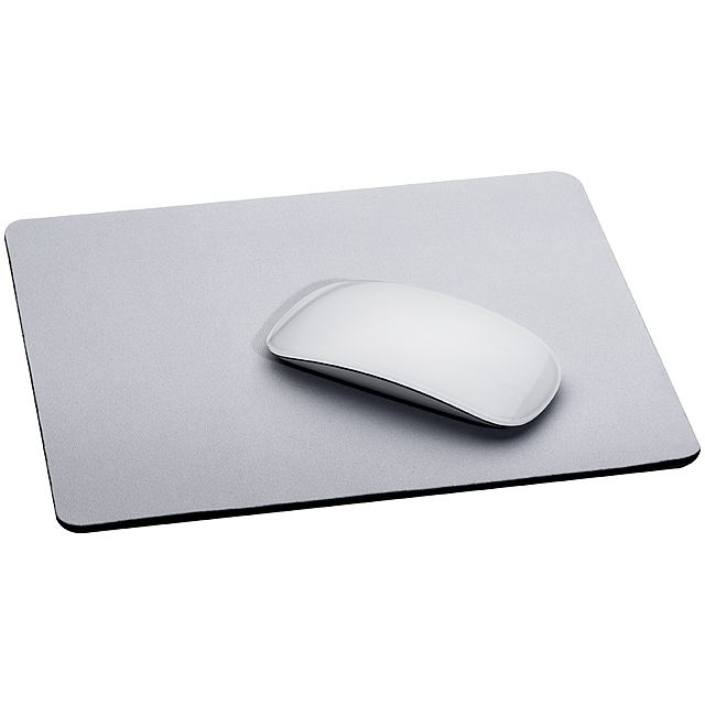 Podložka pod myš - bílá