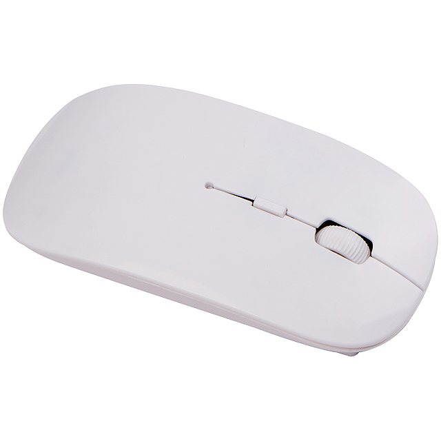 Počítačová myš - bílá
